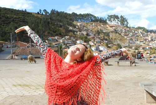 Awakening experience in Cusco Peru
