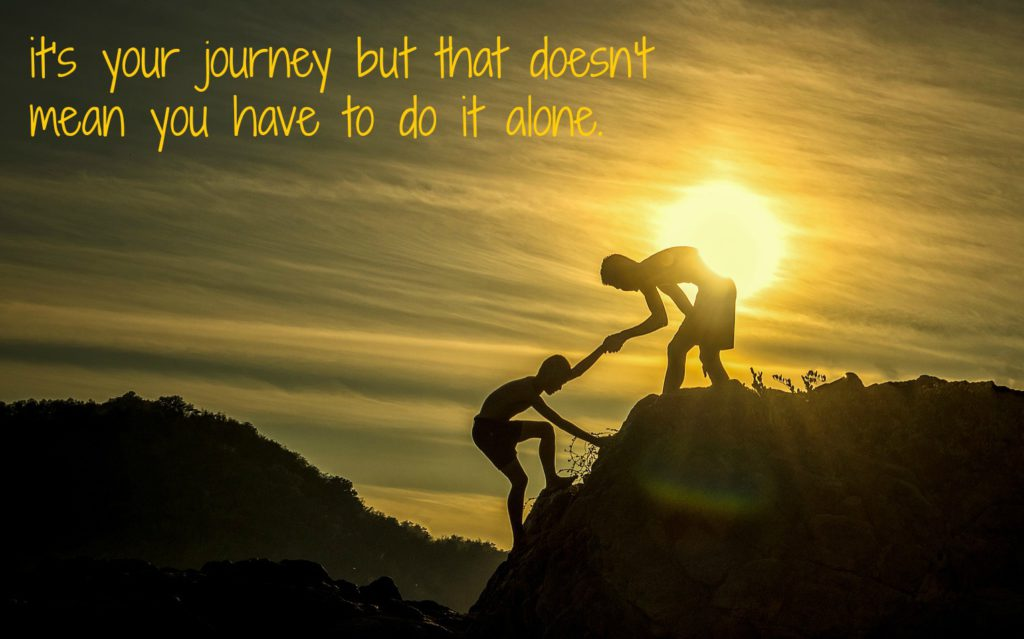 you are not alone on your spiritual journey - leap year