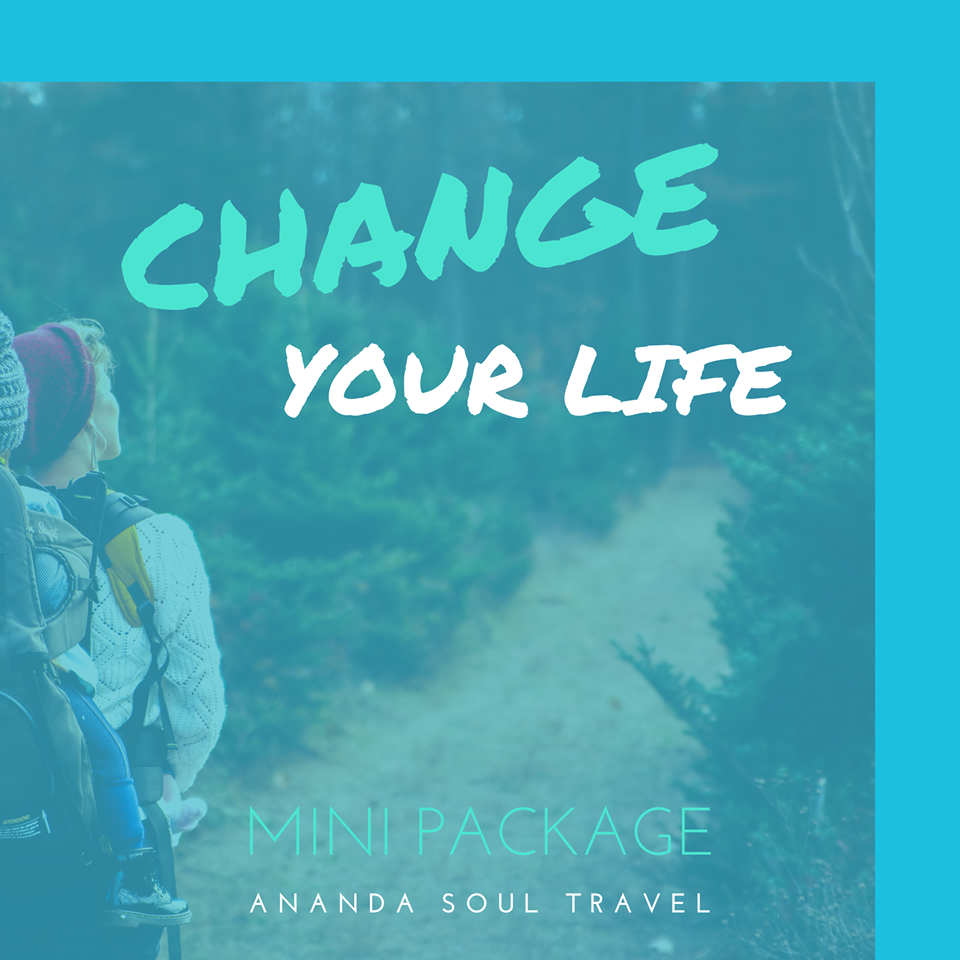 change your life coaching package