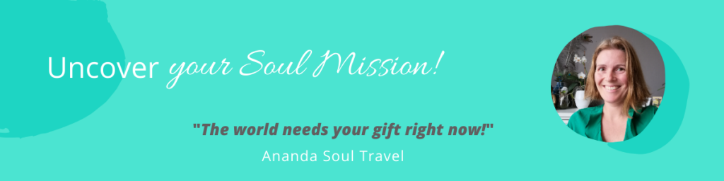 Uncover your Soul Mission workshop