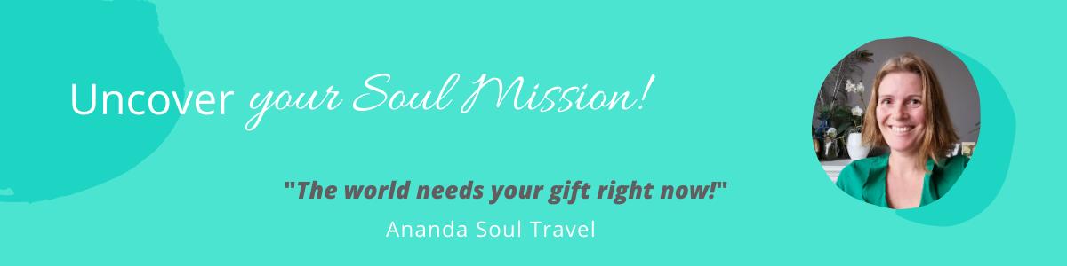 Uncover your Soul Mission workshop