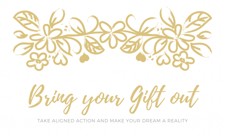 Bring the Magic - bring your gift out into the world
